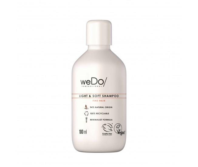 WeDo/Легкий увлажняющий шампунь, 100мл