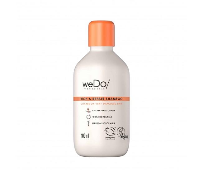 WeDo/Шампунь д/защ от ломкости, 100мл