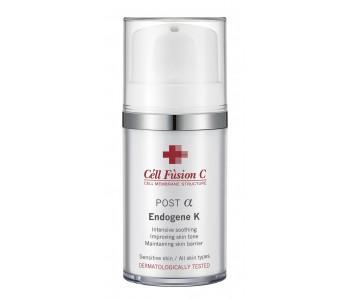 Эмульсия для стрессированной кожи с витамином К, 50 мл Cell Fusion C Endogene K Cream