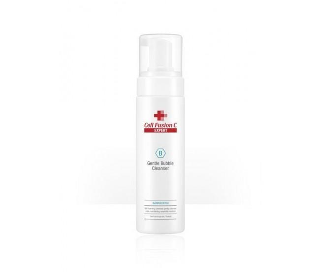 Пенка нежная очищающая для сухой кожи, 200мл/Cell Fusion C Gentle Bubble Cleanser