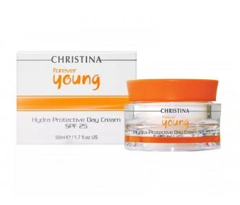 Дневной гидрозащитный крем SPF 25, 50мл/Christina Forever Young Hydra-Protective Day Cream