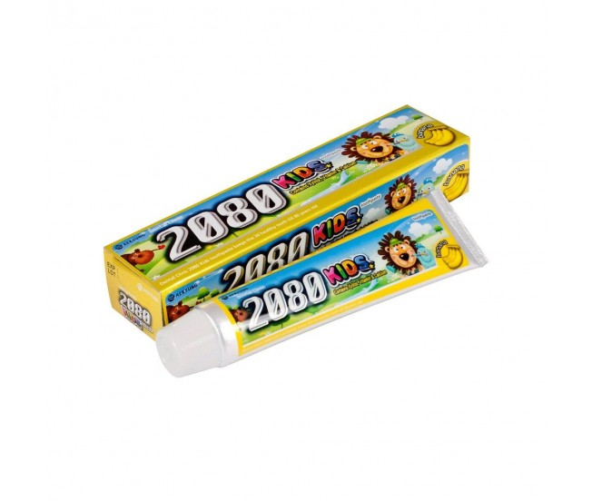 Зубная паста детская DC 2080 Kids Банан, 80г