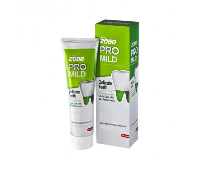 """Зубная паста DC 2080 """"Мягкая защита"""", для чувствительных зубов и десен, 125 г"""