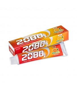 """Зубная паста DC 2080 """"Витаминный уход"""", вкус мяты и апельсина, 120 г"""