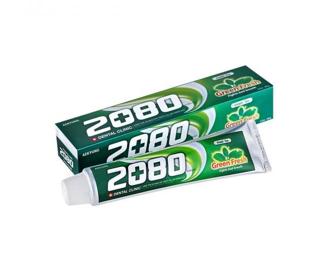 Зубная паста DC 2080 Зеленый чай, 120 г