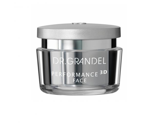 Крем для лица 3D, 50 мл/Dr.Grandel Performance 3D Face