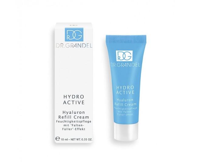 Крем увлажняющий с гиалуроном, 10 мл/Dr.Grandel Hydro Active Hyaluron Refill Cream