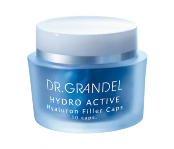 Увлажняющий концентрат в капсулах, 10 шт./Dr.Grandel Hydro Active Hyaluron Filler Caps