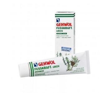 Зеленый бальзам, 75 мл/Gehwol Fusskraft Green
