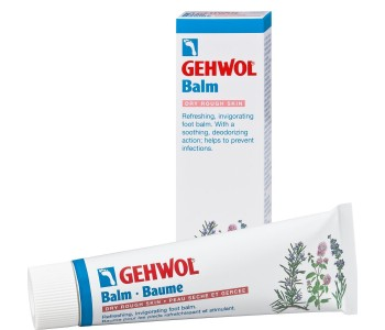 "Тонизирующий бальзам ""АВОКАДО"" для сухой кожи, 75 мл/Gehwol Balm Dry Rough Skin"