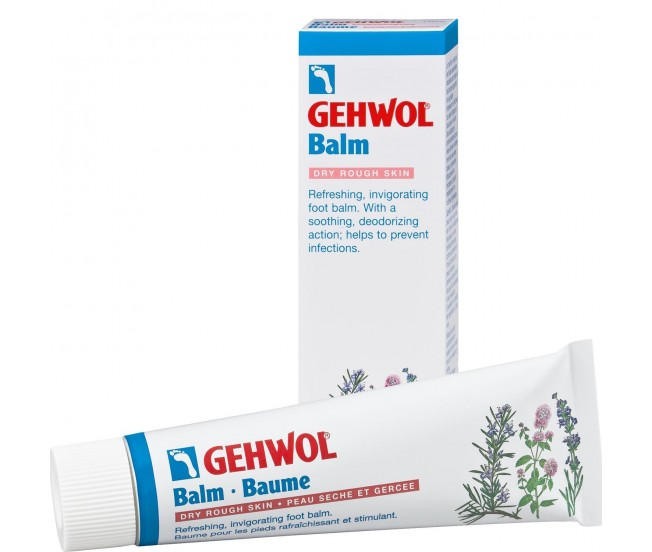 "Тонизирующий бальзам ""АВОКАДО"" для сухой кожи, 125 мл/Gehwol Balm Dry Rough Skin"