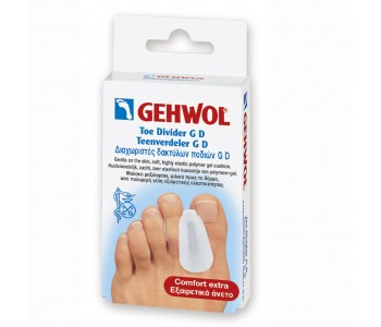Гель-корректор G D для большого пальца (средний), 3 шт. Gehwol