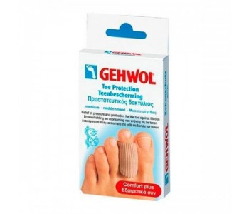 Защитное гель-кольцо на палец (среднее) Gehwol, 2 шт.