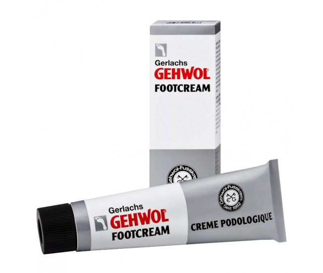 Крем для уставших ног, 75 мл/Gehwol Gerlachs Footcream