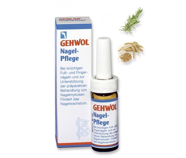 Масло для ухода за ногтями, 15 мл/Gehwol Gerlan Nailcare