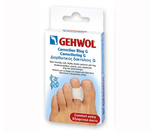 Кольцо-корректор G Gehwol, 3 шт.