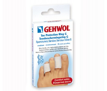 Гель-кольцо G, среднее 30 мм, 2 шт./Gehwol Toe Protection Ring G medium