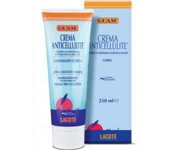 Крем антицеллюлитный для массажа, 250 мл/Guam Crema 0002 CREMA