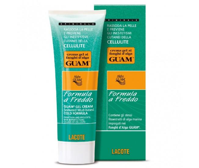 Гель-лифтинг с охлаждающим эффектом, 250 мл/Guam Crema Gel ai Fanghi d\'Alga 0343