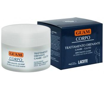 Крем для ног с дренажным эффектом, 200 мл/Guam CORPO 0629