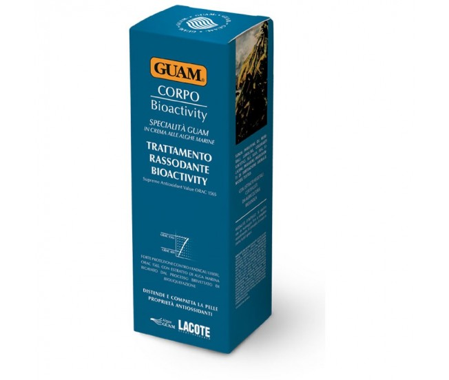 Крем подтягивающий биоактивный для тела, 200 мл/Guam CORPO 0735