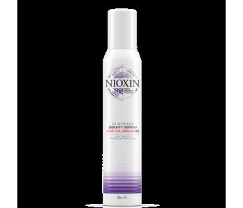 Мусс для защиты цвета и плотности, 200мл/Nioxin Density Defend For Colored Hair