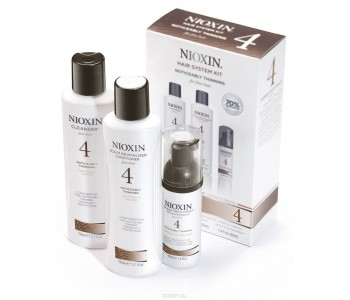 Набор Nioxin Система №4
