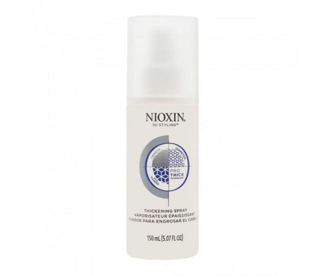 Спрей для объема, 150мл/Nioxin 3D Styling Thickening Spray