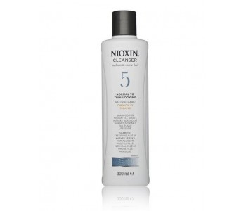 Очищающий шампунь Система 5, 300мл/Nioxin Cleanser System 5
