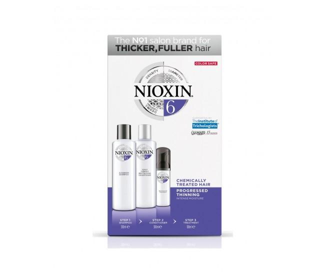 Набор Nioxin Система №6 XXL