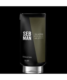 Гель для укладки волос средней фиксации, 150мл/Seb Man THE PLAYER