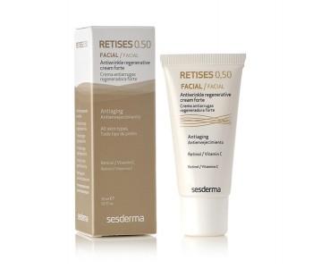 Регенерирующий крем против морщин форте, 30 мл/SesDerma Retises 0,5 Cream Forte
