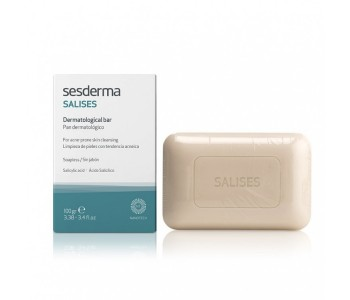 Мыло туалетное, 100 гр./SesDerma Salises Dermatological Soap