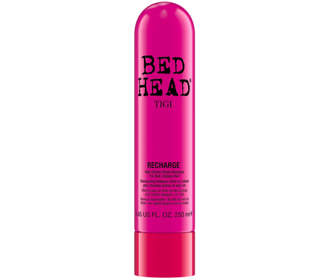 Шампунь-блеск, 250мл/TIGI Bed Head Superfuels Recharge Shampoo