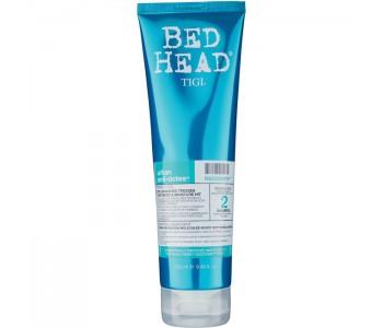 Шампунь для поврежденных волос уровень 2, 250мл/TIGI Bed Head Urban Anti+dotes Recovery