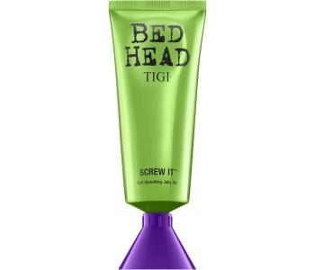 Дисциплинирующее несмываемое масло-желе для волос, 100мл/TIGI Bed Head Screw It Curl Hydrating Jelly Oil
