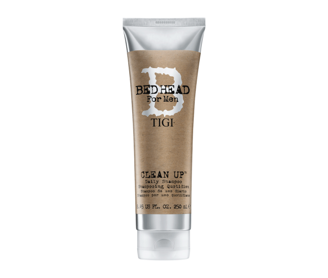 Шампунь для ежедневного применения, 250мл/TIGI Bed Head for Men Clean Up Daily Shampoo