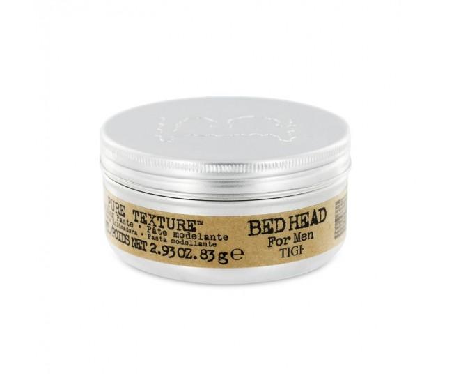 Моделирующая паста для волос 100мл/TIGI Bed Head for Men Pure Texture Molding Paste