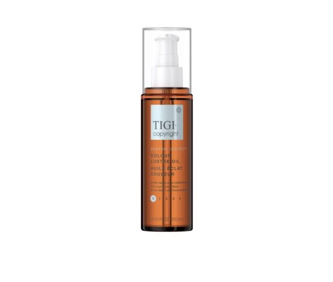 Масло для защиты цвета окрашенных волос, 100 мл/TIGI Copyright Care™ Colour Lustre Оil