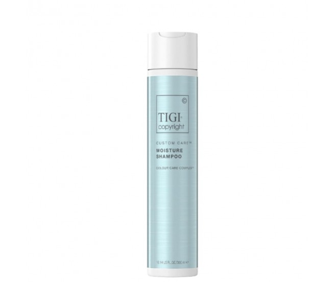 Шампунь увлажняющий, 300мл/Tigi Copyright Custom Care Moisture Shampoo