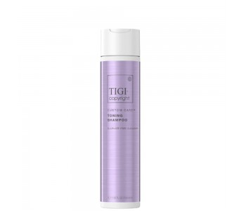 Тонирующий шампунь, 300мл/Tigi Copyright Custom Care Toning Shampoo