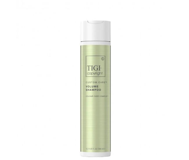 Шампунь для объема, 300мл/Tigi Copyright Custom Care Volume Shampoo