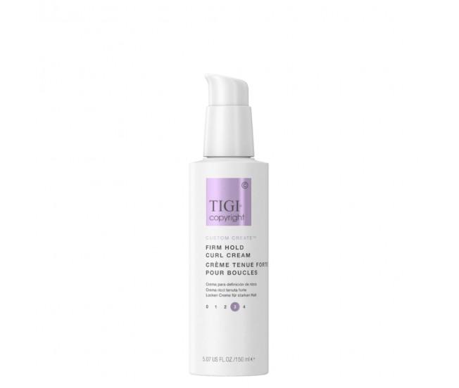 Крем для кудрей сильной фиксации, 150мл/Tigi Copyright Firm Hold Curl Cream