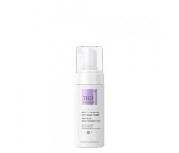 Мусс многофункциональный для укладки волос, 125мл/Tigi Copyright Multi Tasking Foam
