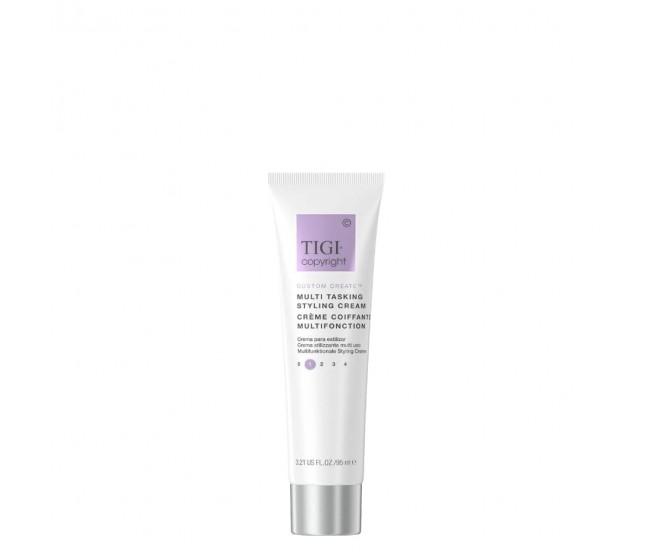 Крем многофункциональный для укладки волос, 100мл/Tigi Copyright Multi Tasking Styling Cream