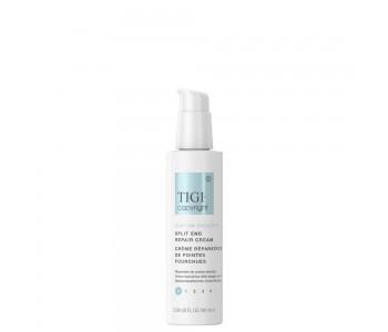 Восстанавливающий крем против ломких секущихся волос, 90мл/Tigi Copyright Split End Repair