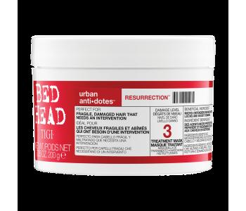 Маска для сильно поврежденных волос уровень 3, 200мл/TIGI Bed Head Urban Anti+dotes Resurrection