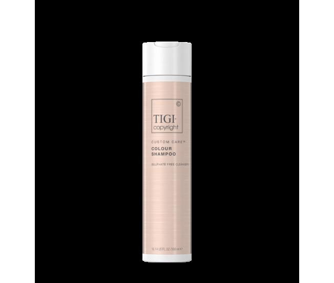 Шампунь для окрашенных волос, 300мл/TIGI Copyright Care™ Colour Shampoo