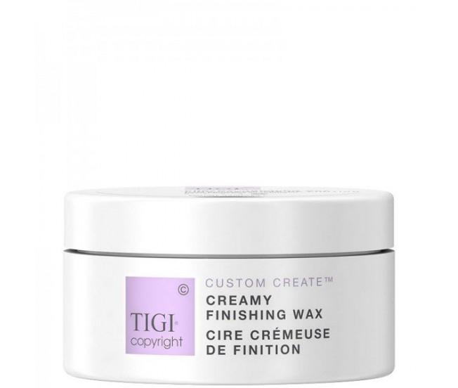 Крем-воск для волос , 55г/Tigi Copyright Creamy Finishing Wax