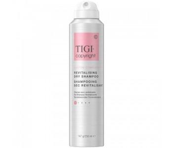 Сухой шампунь, 250мл/Tigi Copyright Revitalising Dry Shampoo